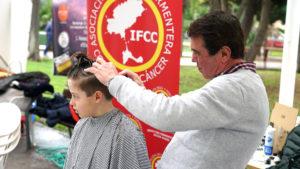 La iniciativa 'Peluqueros solidarios' vuelve este domingo 19 de enero para celebrar su octava edición a beneficio de IFCC