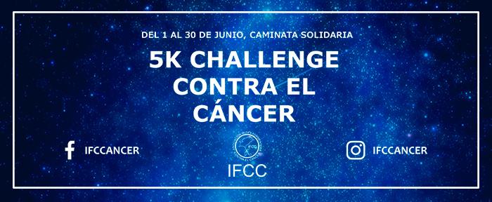 Banner 5k Challenge - Ibiza y Formentera Contra el Cáncer
